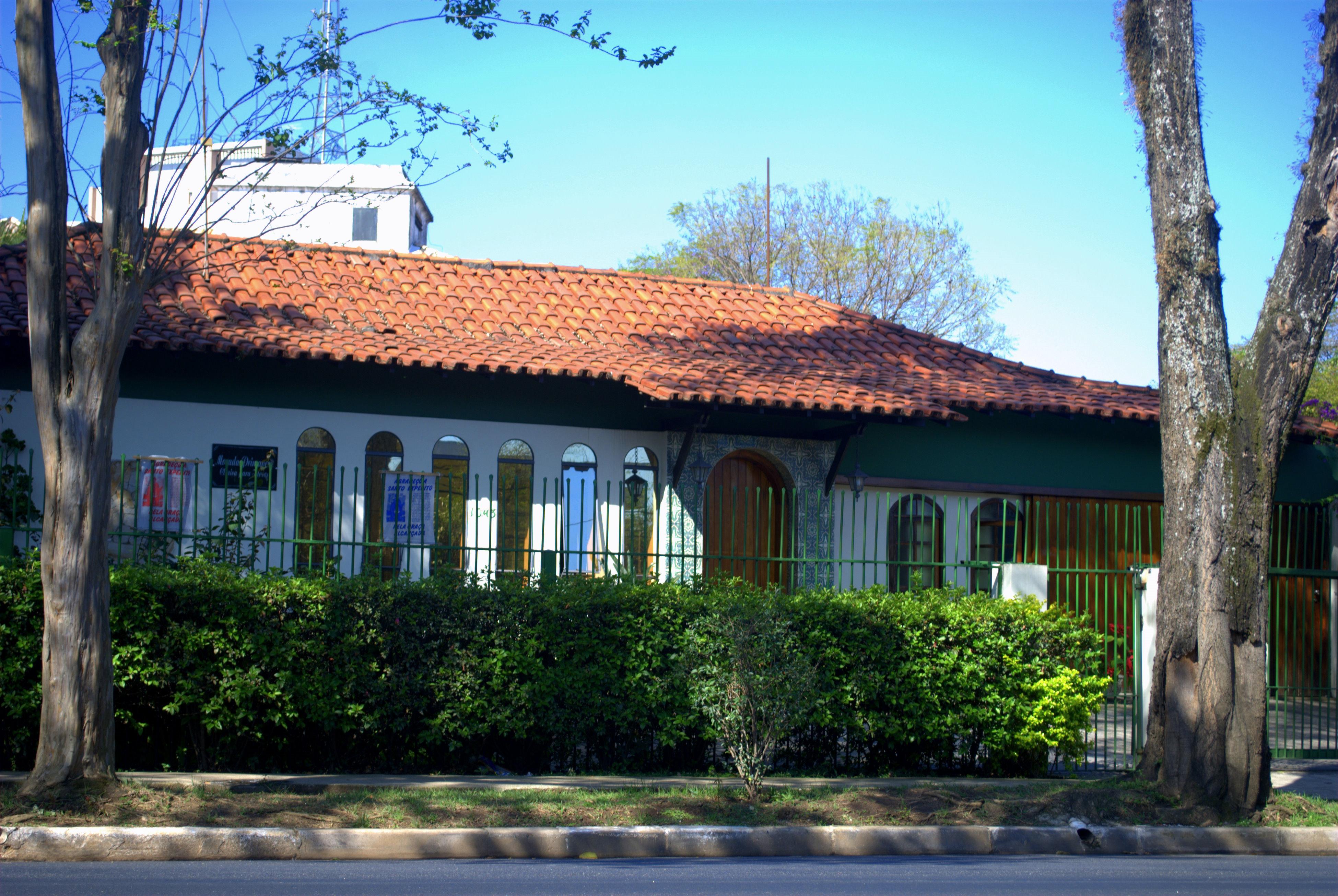 Fachada Casa de Repouso Morada Primavera em Pinheiros