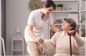 Enfermeira para Idosos