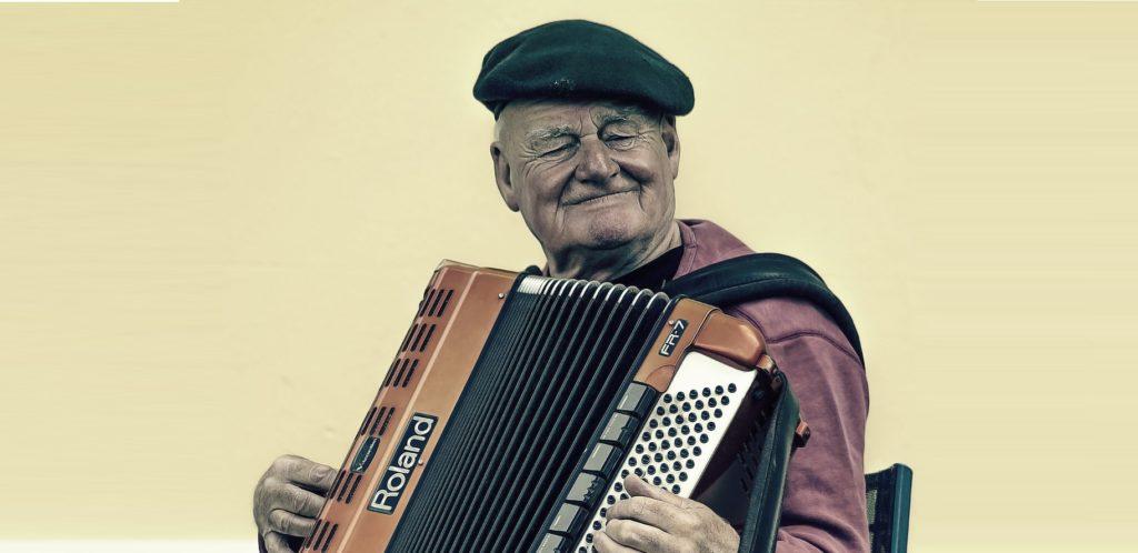 Parkinson Superando os sintomas através da música e da arte