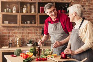 alimentação na terceira idade - Casa de Repouso Morada Primavera
