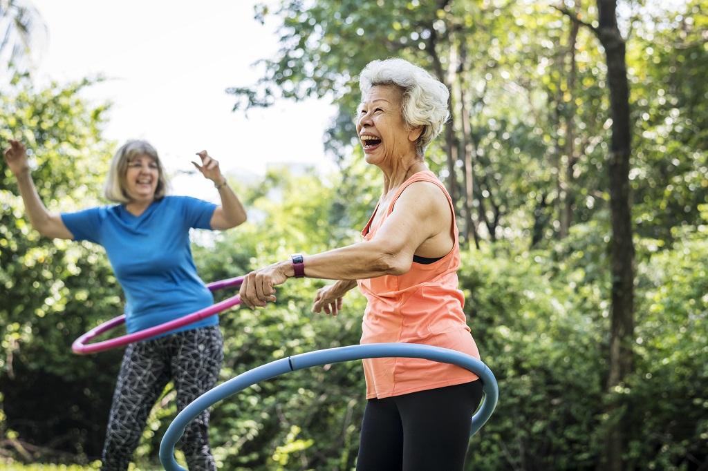 Conheça os riscos de ter pouca massa muscular na terceira idade