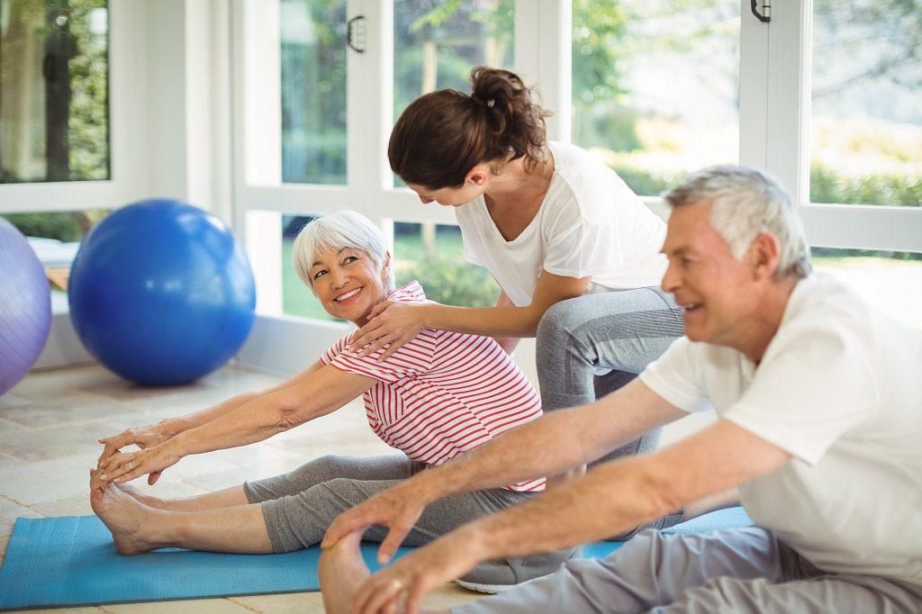 Qual a importância dos Exercícios Físicos para a Diabetes na Terceira Idade?