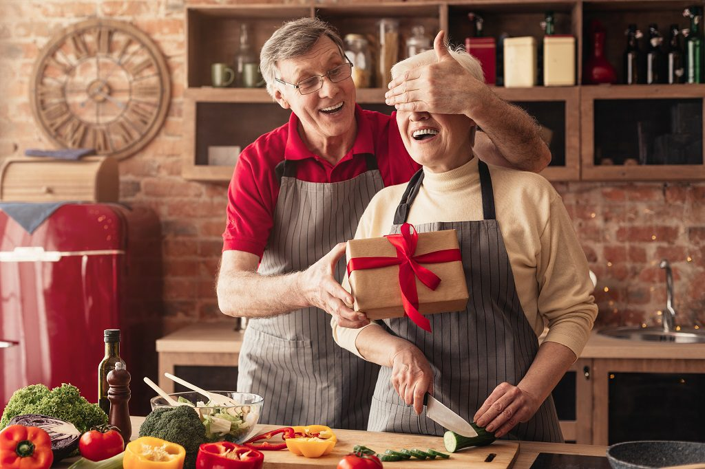 3 ideias de presentes para idosos