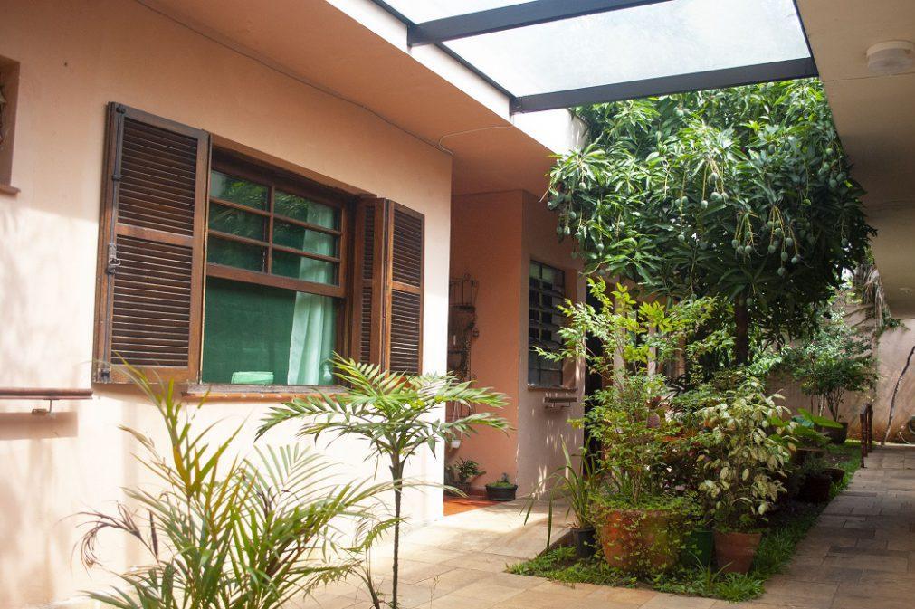 residencial para idosos - corredor