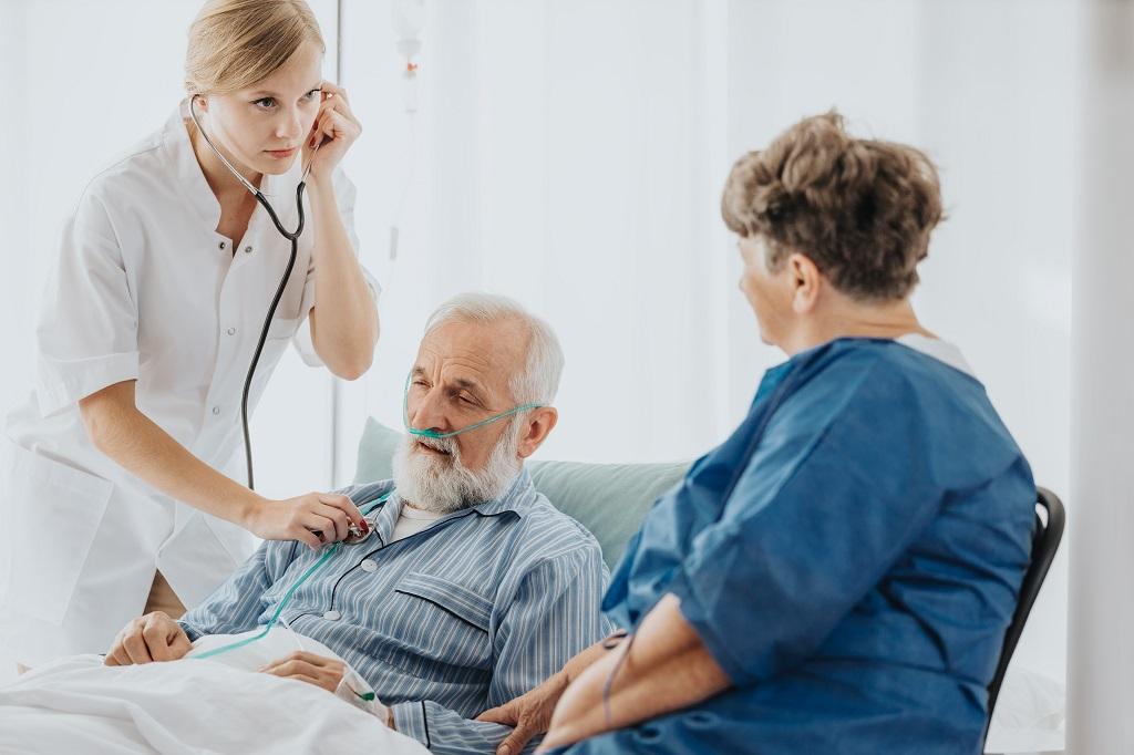 Como identificar e tratar Enfisema Pulmonar na Terceira Idade